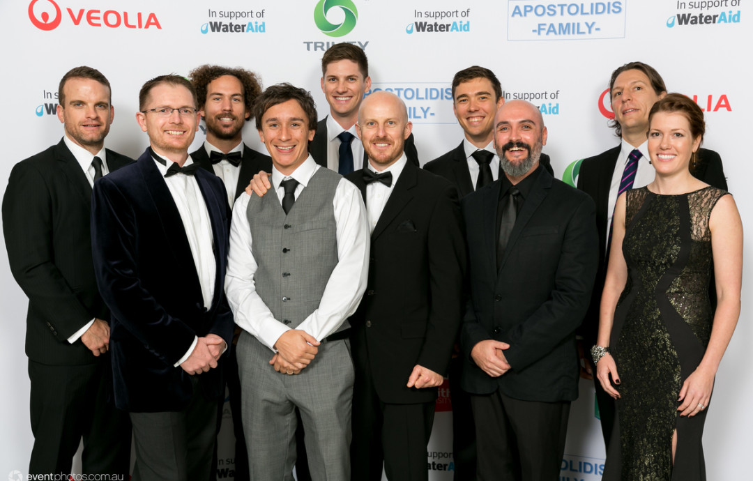 The 2015 Queensland Wateraid Ball