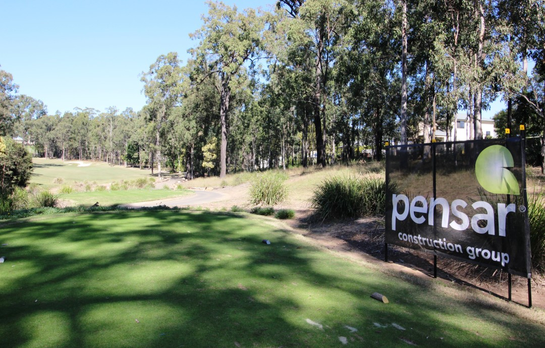 Pensar takes part in Charity Golf Day