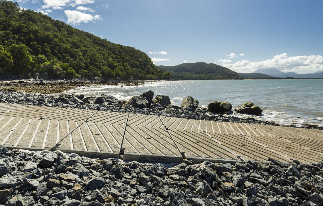 Practical Completion – Rocky Point Boat Ramp