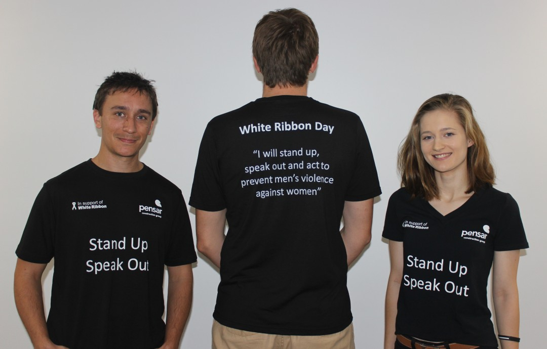 White Ribbon Day 2015