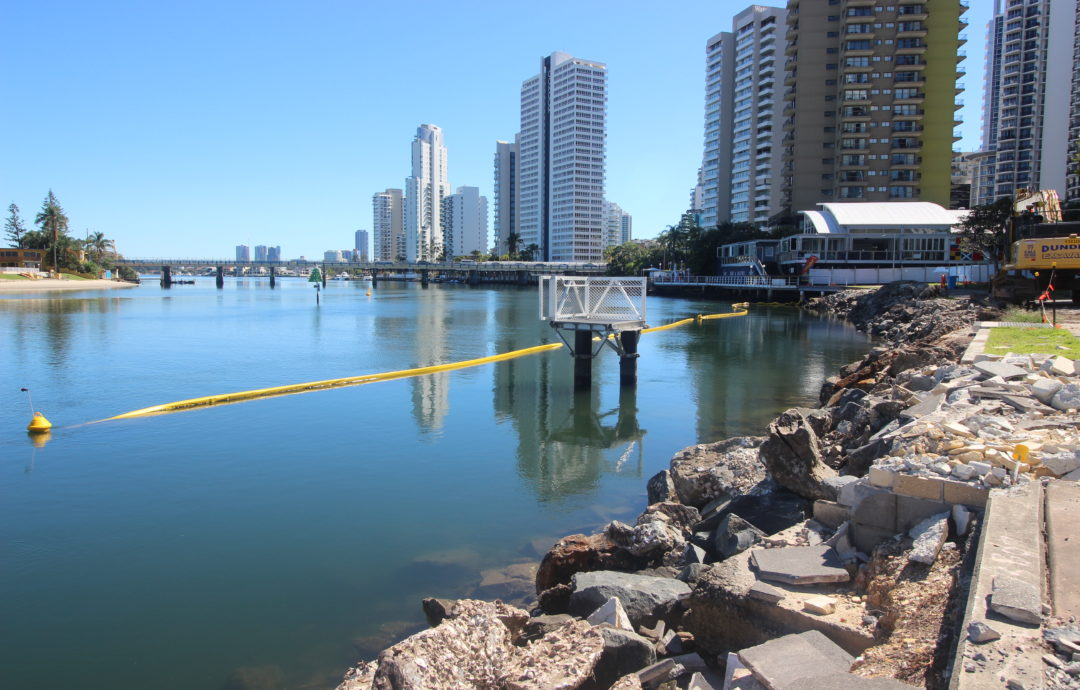 Project In Focus – Surfers Riverside Foreshore Revitalisation