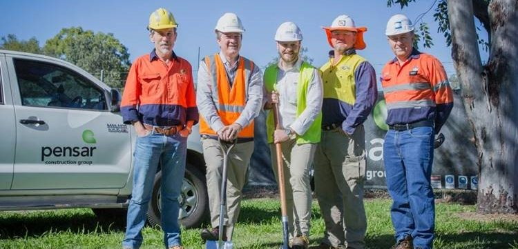 Pensar Breaks Ground In Support of Regional Growth