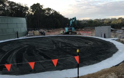Flow Systems Cooranbong & Box Hill Water Centres