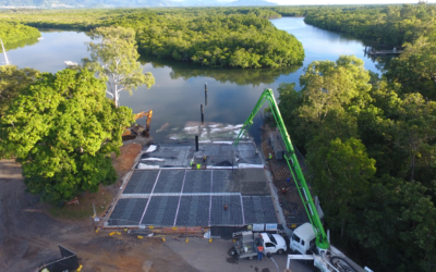 Packers Camp Boat Ramp & Floating Walkway