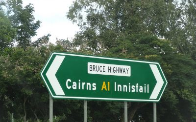 Bruce Highway Cairns to Innisfail (McDonnell Creek)