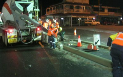D'Aguilar & Burnett Highway Pavement Rehabilitation