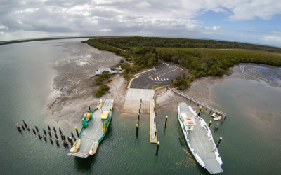 Pensar Completes Bullock Point Boat Ramp for Local Boaties