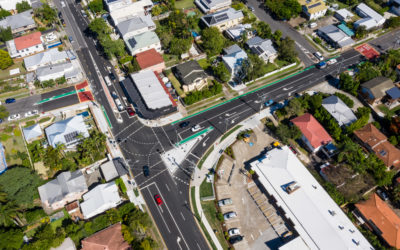 Days Rd – Kedron Brook Rd Intersection