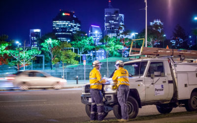 Brisbane City Council Panel Works