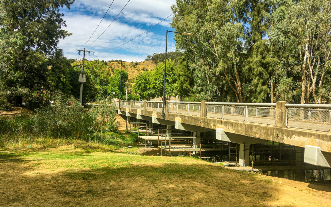 Myrtleford Bridge Upgrade